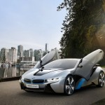 BMW i8 Concept, Super Car Plug-In Hybrid