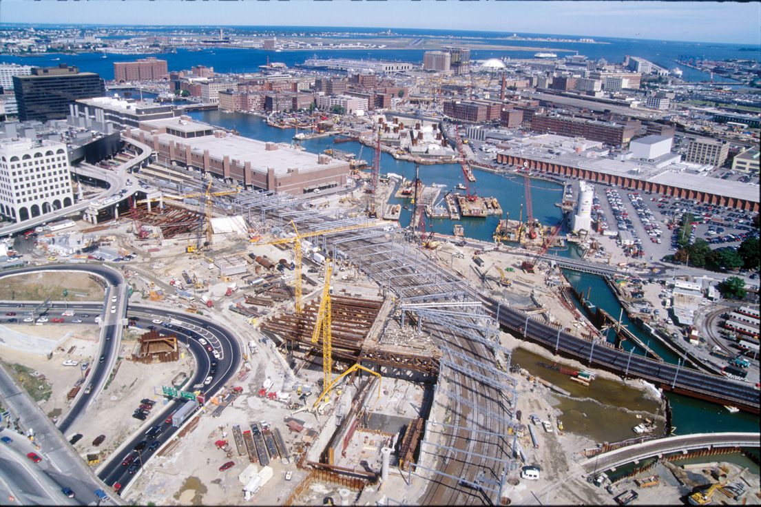 Largest US Public Works Project Costs $14.7 Billion, 5.6 Times Over Budget