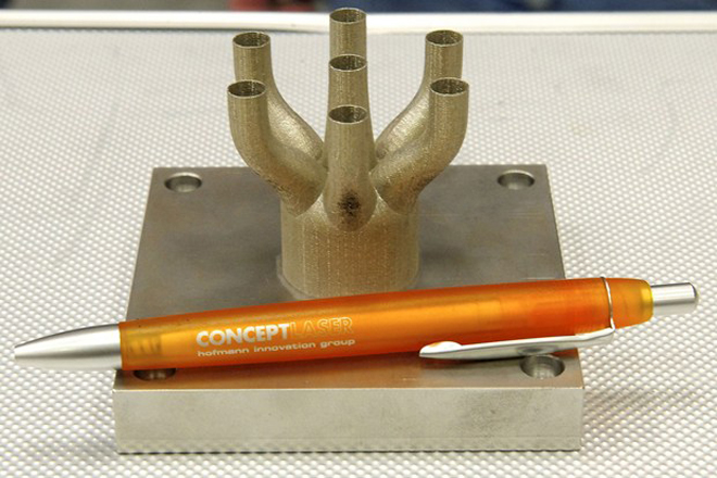 3D-Printed Rockets Help Propel NASA's Space Launch System
