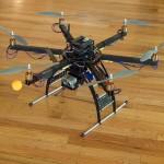 """Man Portable"" Flying Microbots"