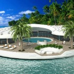 Solar Powered Floating Homes