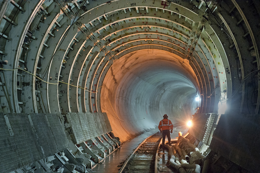 $8 Billion New York City's Underground Monster! Slide Show