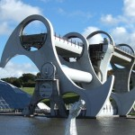 The Falkirk Wheel, Uniquely Scottish