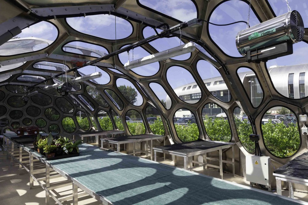 Spaceplates Greenhouse