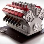 Supercharged V12 Espresso Machine by Espresso Veloce