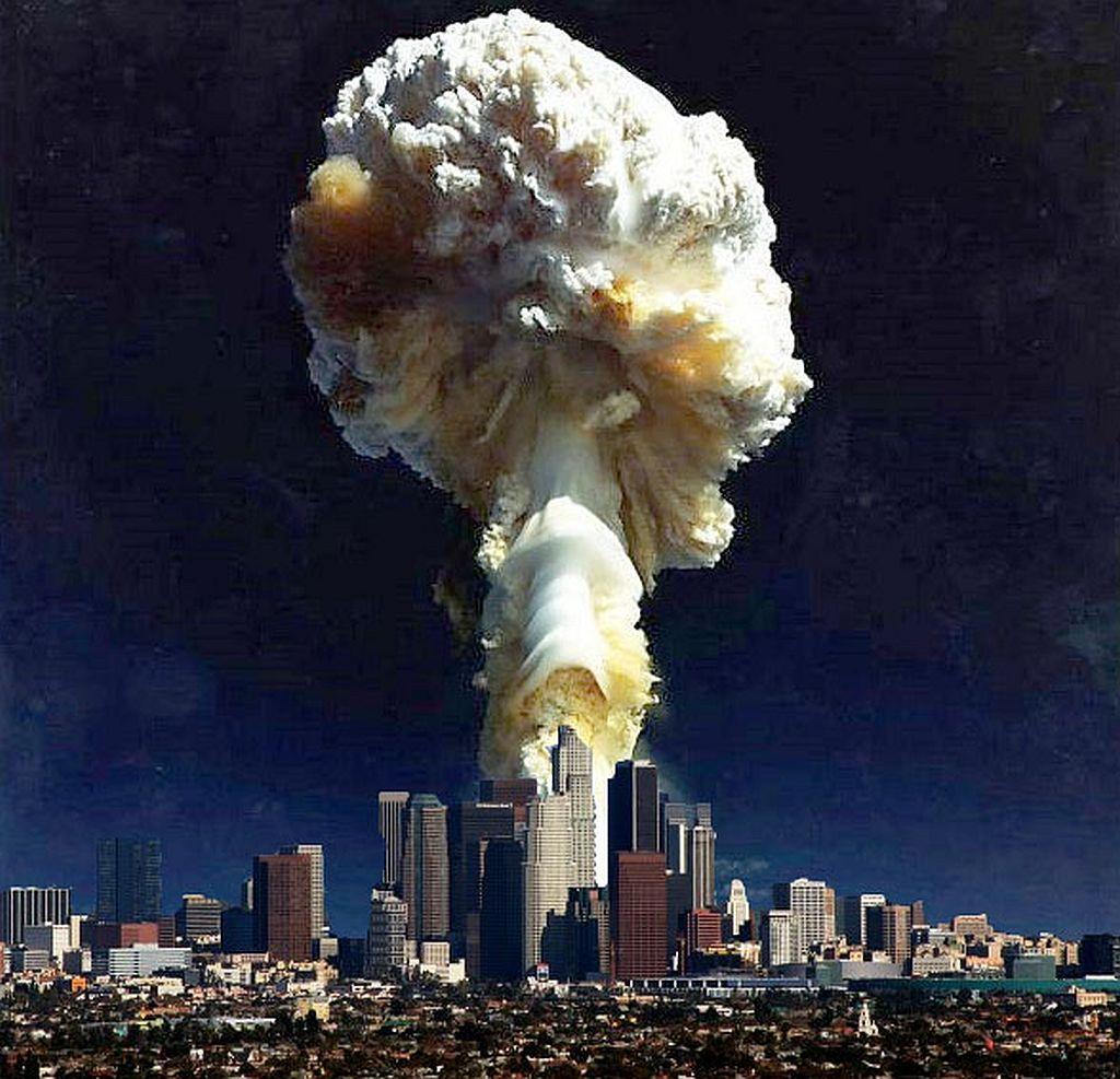 Nuke Explodes
