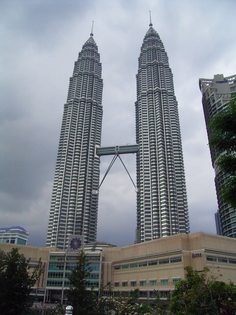 Petronas Towers Kuala Lumpar Malaysia