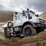 Mercedes-Benz Unimog, Work In Style