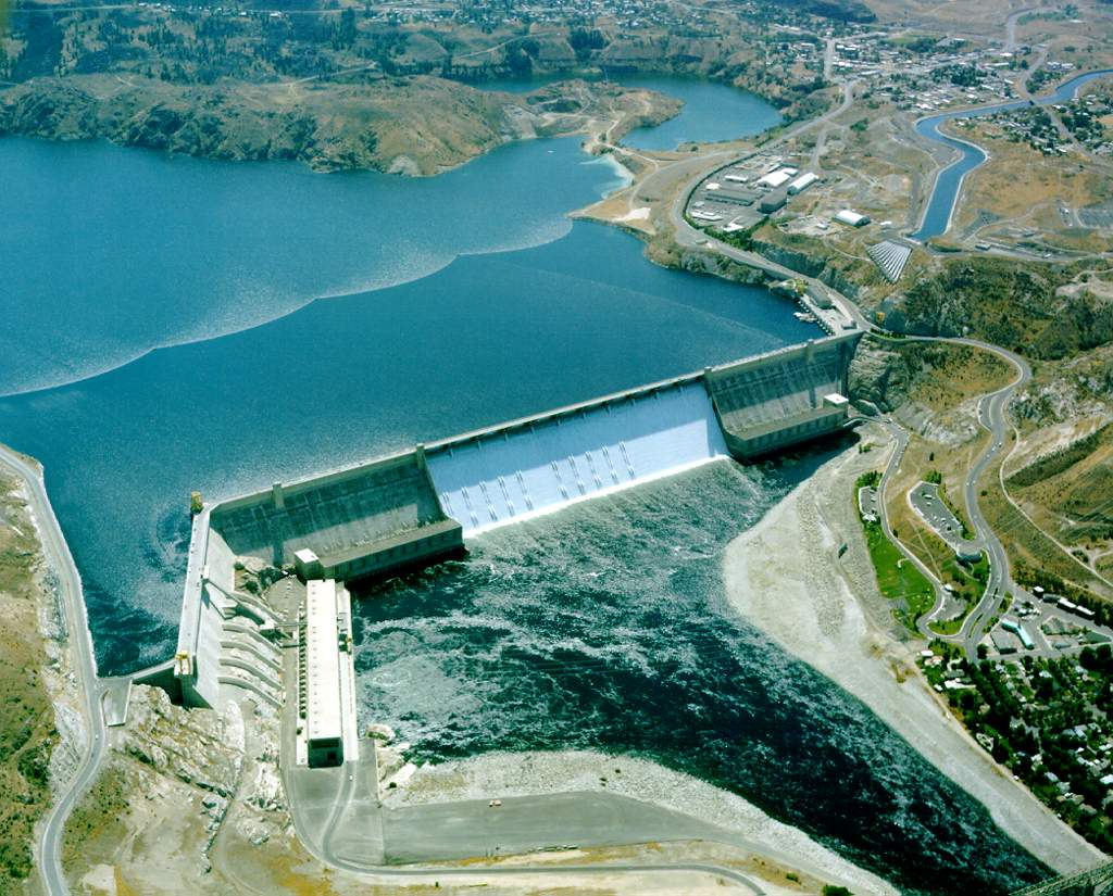 Largest Power Generating Hydroelectric Dams in the World
