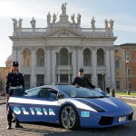 Police Supercars Changing Balance of Power Around The World