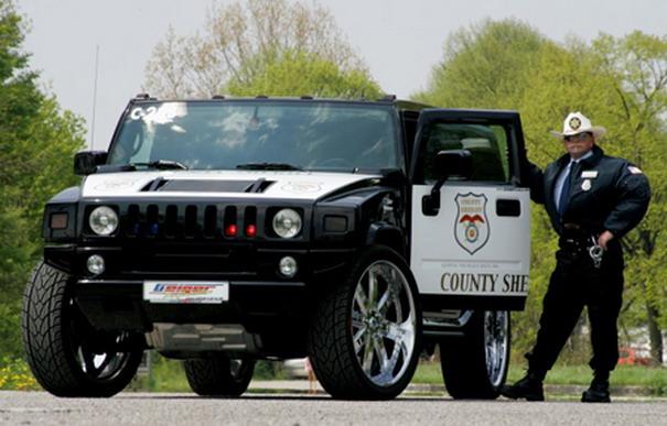 USA Hummer H2