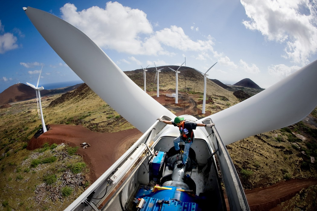 Total US Installed Wind Power Capacity Equivalent To 60 Nuclear Power Plants