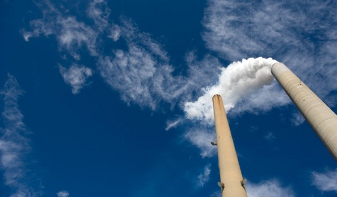 Bluer Skies Ahead with Company's CO2 Emission Reduction