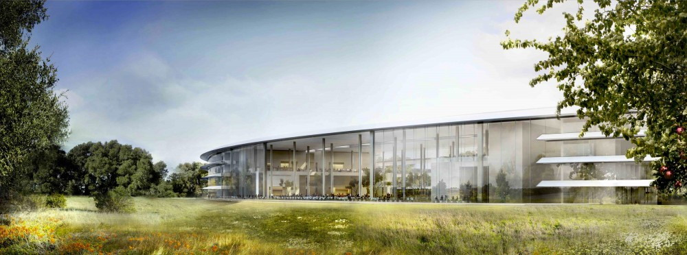 Foster-+-Partner's-new-Apple-Campus-in-Cupertino-04