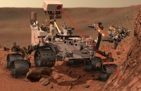 Bearings from GGB Bearing Technology Critical to NASA's Curiosity Mission