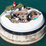 Spitbank Fort England