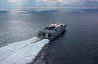 JHSV High-Speed Vessel Aluminum Catamaran