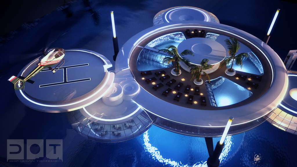 Futuristic Hotel Designs From Self-Sustaining To Luxury Floating