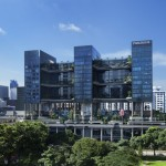 Singapore's Park Royal On Pickering Hotel