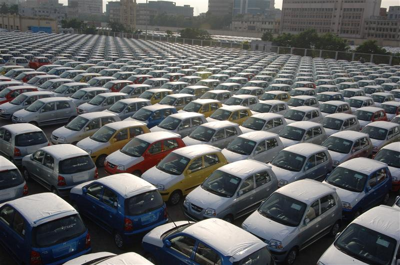 Chennai, India Quickly Becoming The World's Top Automobile Producer