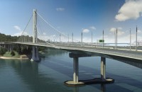 Bay Bridge, Oakland, San Francisco