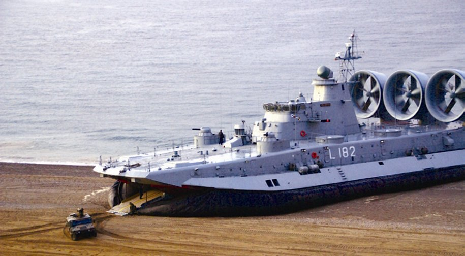 Russian Zubr