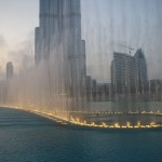 Dubai's Dancing Light Show Features 22,000 Gallons of Water and 6,600 Lights