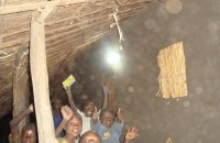 Solar Electricity Lamp