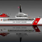 USCG E Class Sea Eagle FRC