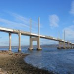 $540 Million Cable Stay Bridge Is The Longest In North America