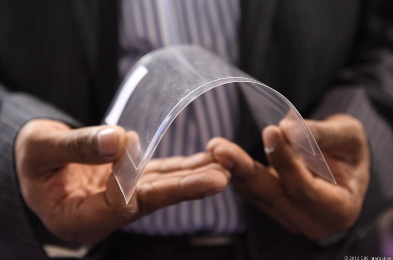 Image result for flexible glass