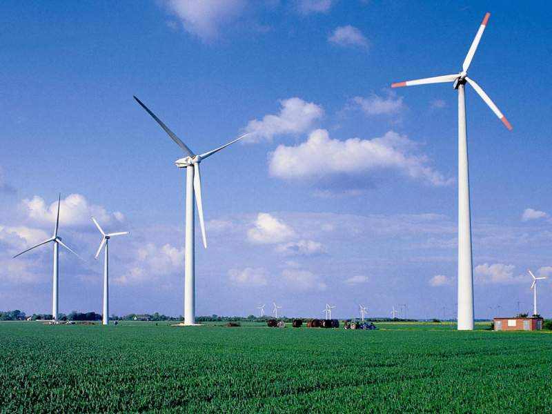 Wind Turbines - Source: www.thefutureofthings.com
