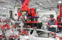 Tesla High Tech Factory