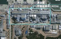 A look at the proposed ice wall around Fukushima. Image courtesy TEPCO