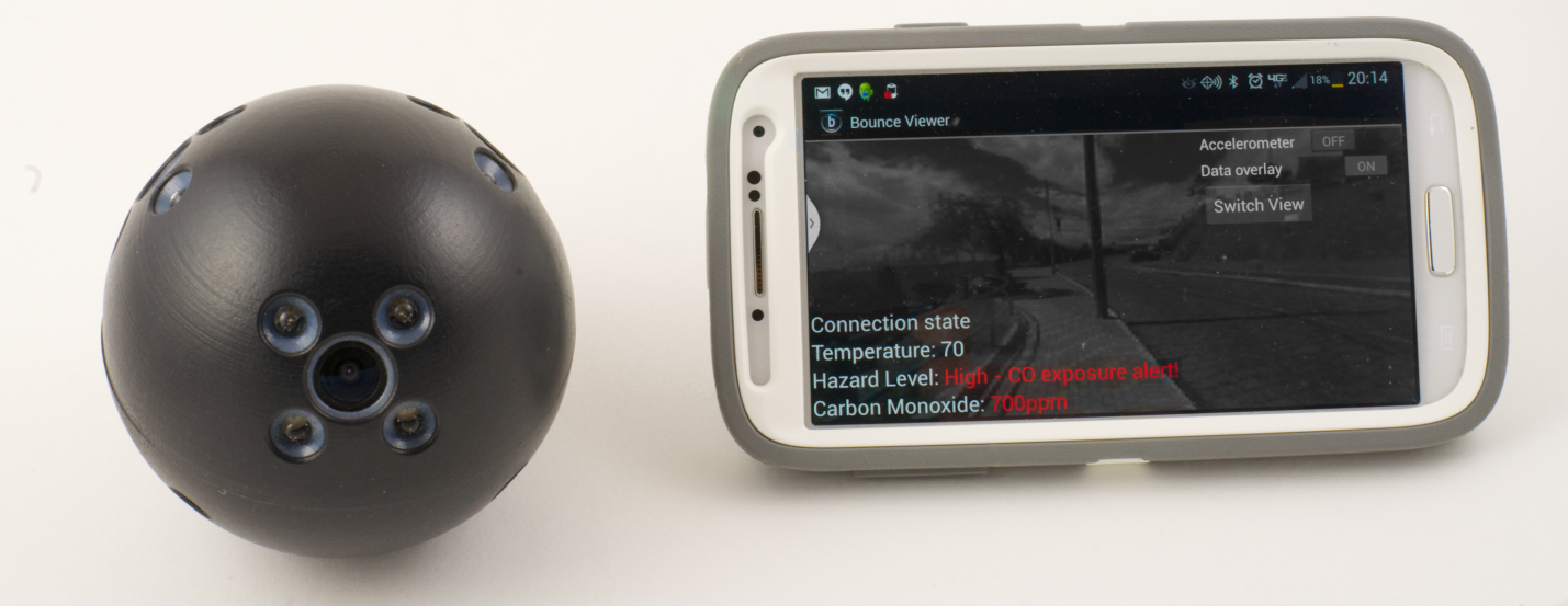 How a $500 Impact-Resistant, Throwable Camera Can Save Lives
