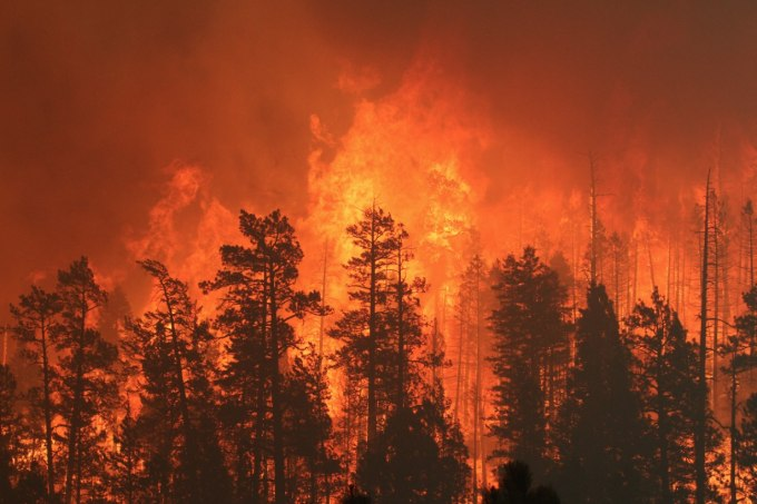 Technology Outsmarts Mother Nature's Fiery Fury