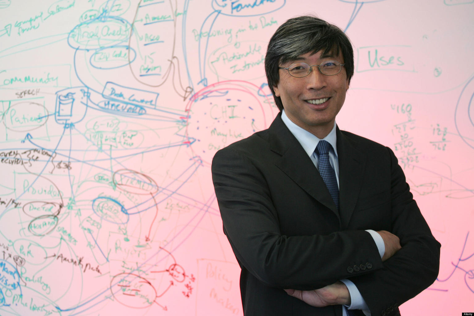Billionaire Developing Smart Grid For Medical Information
