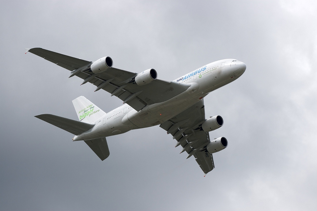 Airbus Sales Behind Boeing But Orders Propel Them to New Industry Record
