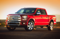 """Ford's new F-150 will reduce fuel consumption but promises to remain """"Ford tough."""" Photo © Ford Media Center"""