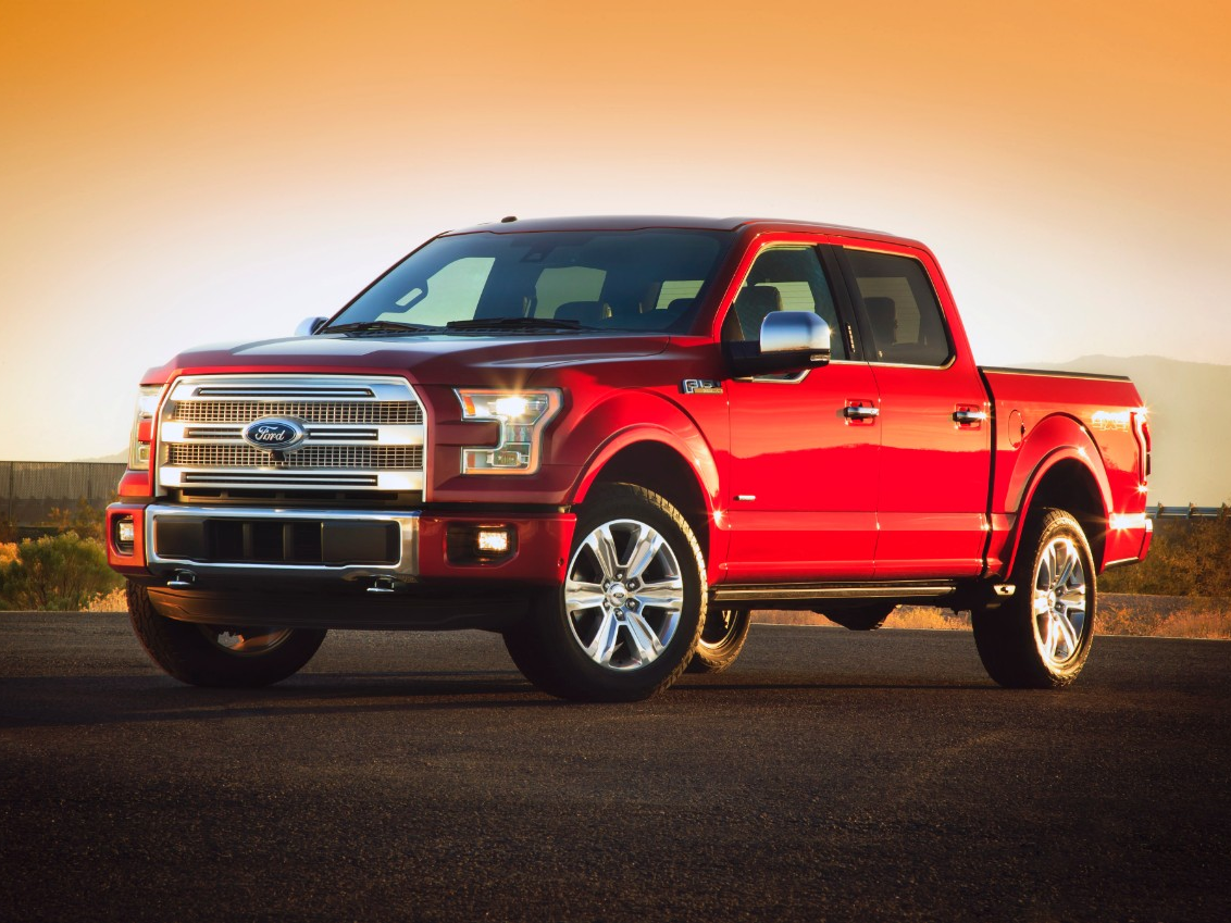 Ford Promises New Aluminum Bodied F-150 Isn't a Beer Can on Wheels