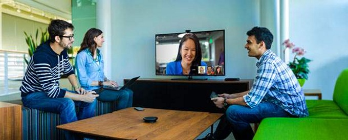 Google's Chromebox for Meetings a High-Tech Conference Room in a Box