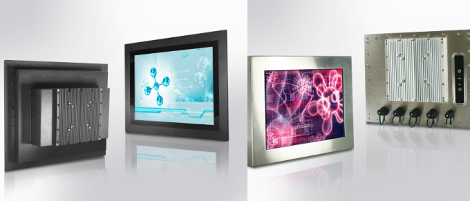 This Industrial Fanless Panel PC is Perfect for Kiosks and Digital Retail Signage