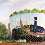 New Museum Will Look Like a Giant Salad Bowl