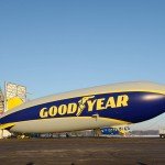 Goodyear's New Airship Can Hit 73 MPH