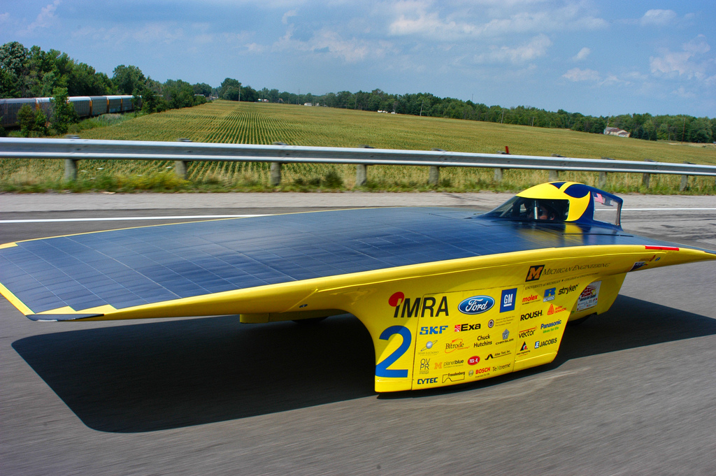 From Austin to St. Paul: The American Solar Challenge