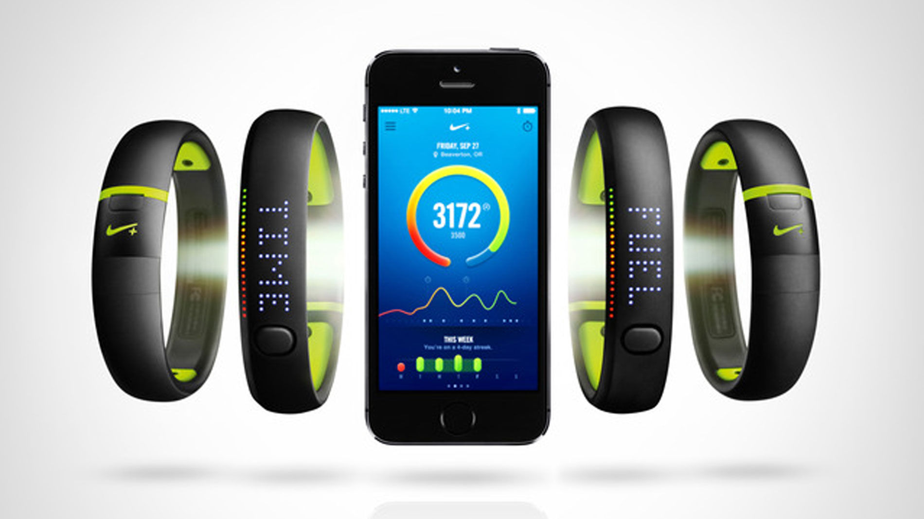 Nike Calls It Quits on the FuelBand Wearable Device