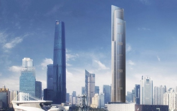 The World's Fastest Elevator Will Take