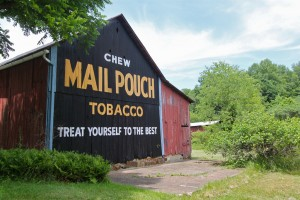 Outdoor Barn Advertising