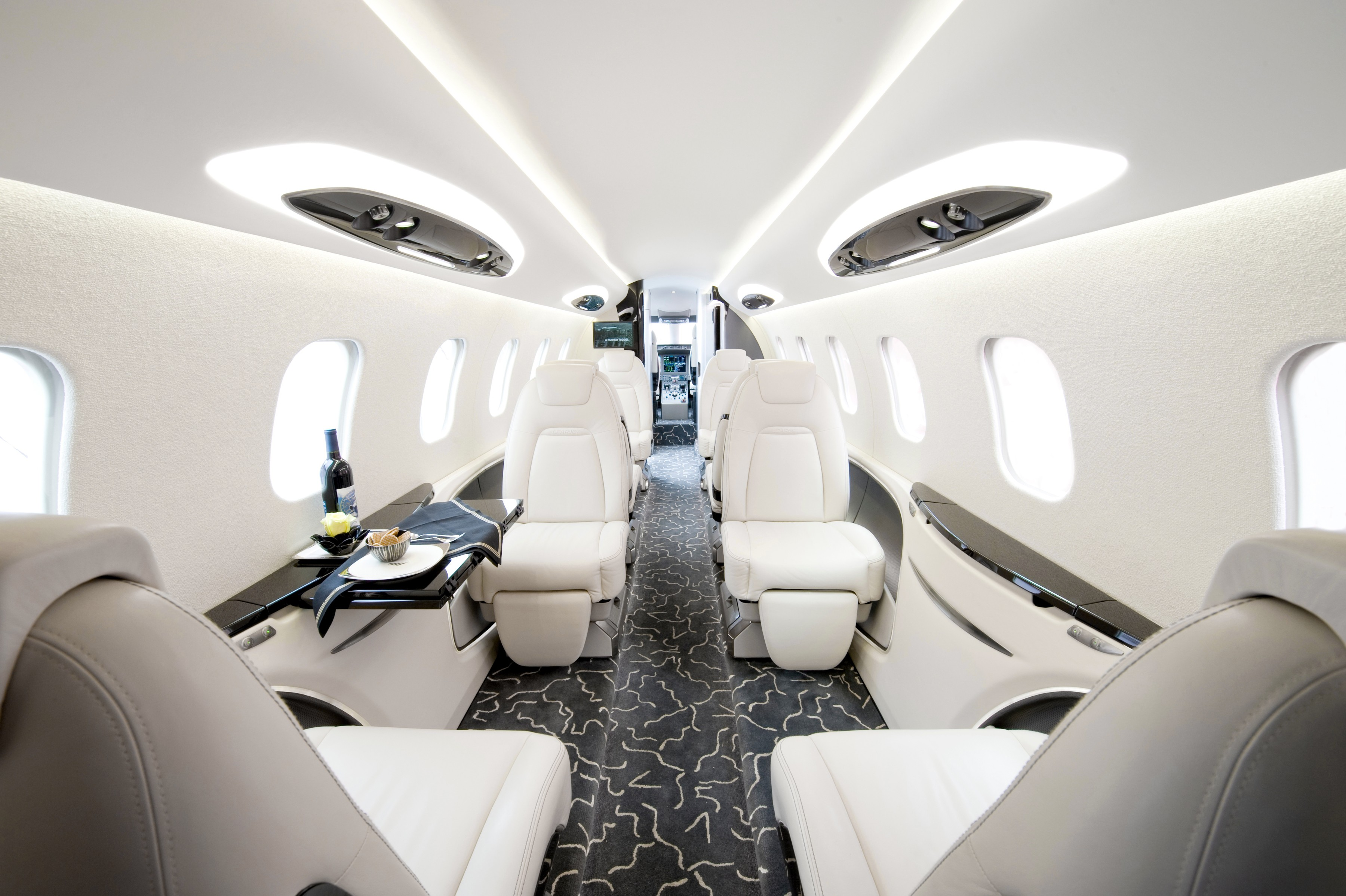 Private Jet Company Offers College Tour Cram Session By Air   Industry Tap