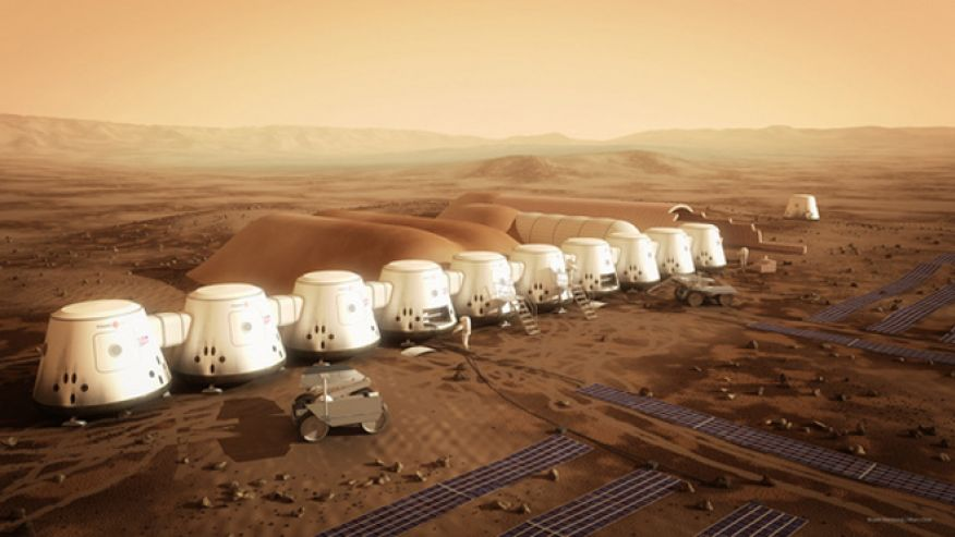Elon Musk Plans to Colonize Mars! Potentiometers Key to Life Support.